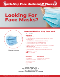 FDA Registered Fase Masks